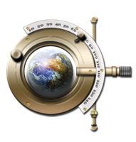 Steampunk Phopteron New Earth Icon by yereverluvinuncleber