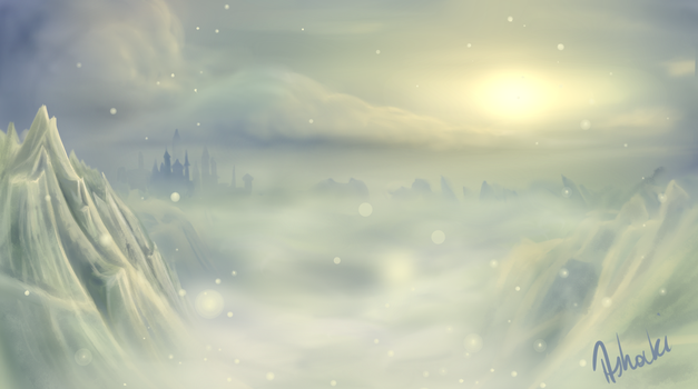Once upon a Dream Background by ashaki11