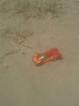 Teegray from Hot Wheels (red version) in a rally by Wael-sa