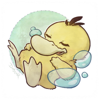 Psyduck - Pokemon 54