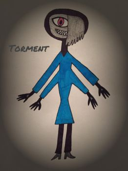 Torment by LovesickPearl