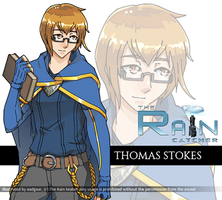 Thomas Stokes by eadgear