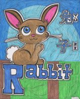 Year of the Rabbit - Color by Joygon
