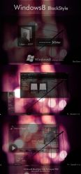 Windows8 Black style by aymenGH99