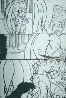 Revealed- Sky's Secret Admirer Page 01 Of 03 by Sky-The-Echidna
