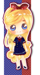 Chibi Adoptable#3 [CLOSE] by xLittleA