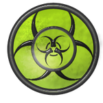 Bio Hazard Circle by Plofeu