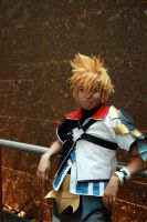 Birth By Sleep: Ventus Derp by VandorWolf