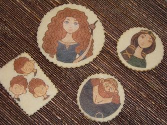 Brave Cookies by Afina79