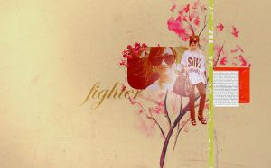 fighter by exclusivestyle