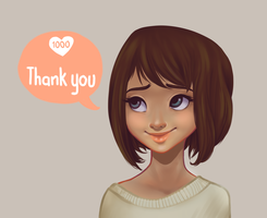 Thank You by dennia