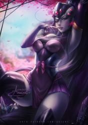 Eastern Widowmaker .:18+ optional:. by Axsens