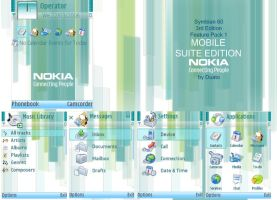Mobile Suite Edition by duato