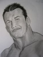 Randy Orton by VinceArt