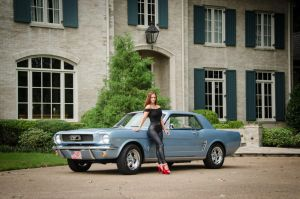 American Muscle by nikongriffin