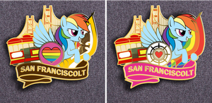 San Franciscolt Pin Mock Up (Vote) by SouthParkTaoist
