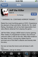 JEFF THE KILLER GAME!! OMG by FairyTailfangirl2000