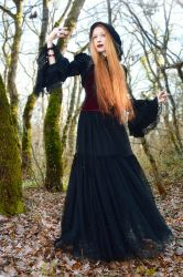 Witching Hour by LadyDelwynne