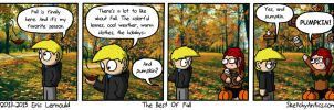 The Best Of Fall by SketchyAntics