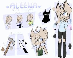 Aleena ref by qastelgems