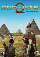 God of War | Sands of Egypt by kennyLyk89