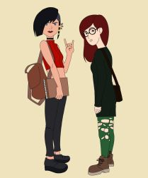 daria and Jane, The college years by qulr