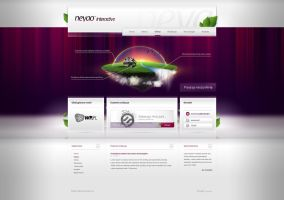 Nevao Interactive by drekARTS