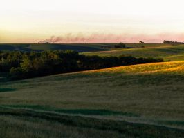 Iowa Countryside by KRHPhotography
