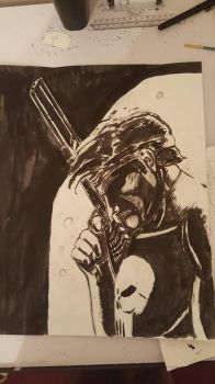 finishes punisher  by calebconver
