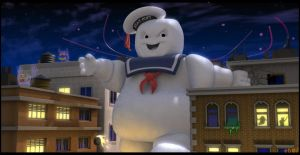 Step Lightly, Stay Puft by vikung-fu