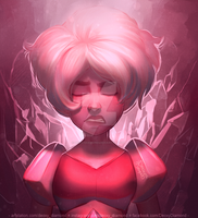 Pink diamond by DeoxyDiamond