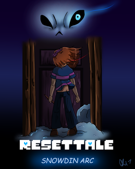 Resettale - Chapter 2 COVER by lady-freya