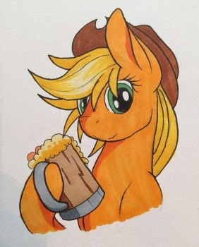 Cider by Shadayloronic