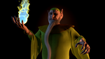 TFOD - Carolinus, The Green Wizard 2 by paulrich