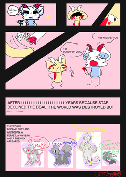 what would of happened if star declined by pastel-seafoam