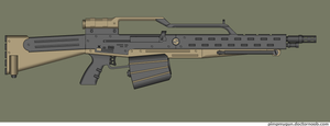 SPW Operator Bishop LMG by Robbe25