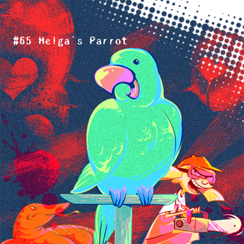 Helga's Parrot by knknknk