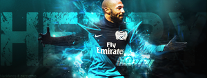 Thierry Henry - Arsenal by blackfence