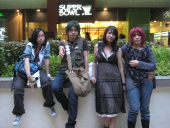 AoH :: Attempted Cosplay by vikifanatic