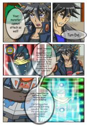 YGO D-stortion Doujin - Ch 14 - Page 10 by threatningroar