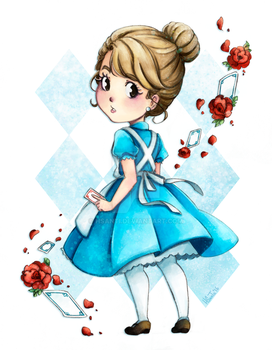 Alice by HSanti