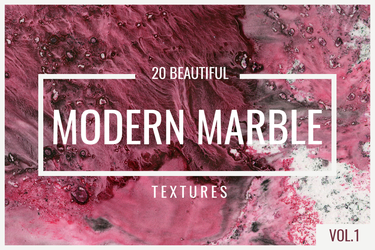 Modern marble textures digital paper by 2SUNS1