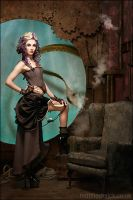 Steampunk by MattFrederick