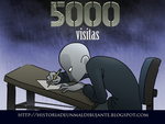 5000 visitas by Neoelfeo