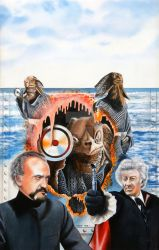 Doctor Who - The Sea Devils by RAYMAC69