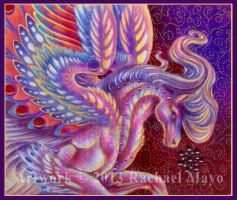 Starlight Pegasus by rachaelm5