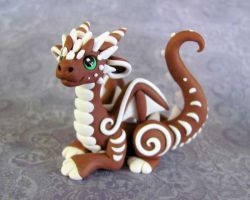 Gingerbread Dragon by DragonsAndBeasties
