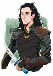 Loki by staypee