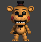 Toy Freddy POP Vinyl by yoshipower879