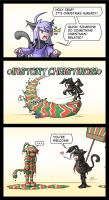 A Colorful Christmas - Part 1 by Alodo